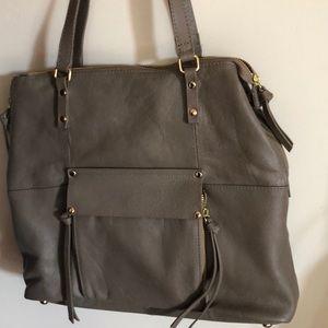 KOOBA leather Everette tote/shoulder purse